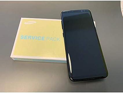 Crimmi - Pantalla OLED para Samsung Galaxy S8, Color Negro: Amazon.es: Electrónica