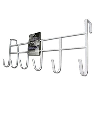 Over The Door Hook Rack Bulk Buys HH153
