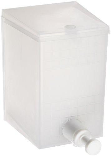 Impact 402 Plastic Liquid Soap Dispenser, 30 oz Capacity, 5-1/2