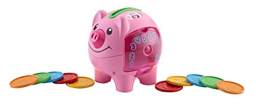 316sdKZeWEL - Fisher-Price Laugh & Learn Smart Stages Piggy Bank [Amazon Exclusive]