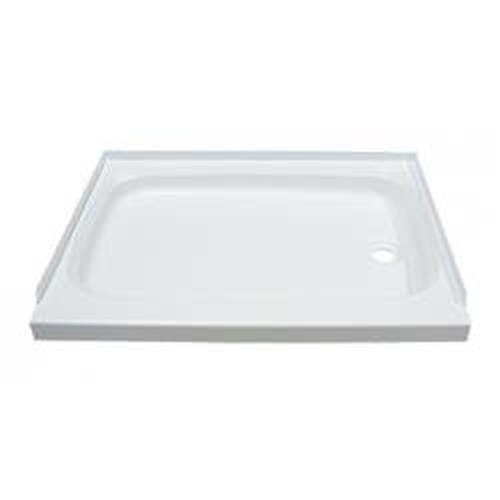 Lippert Components 210371 White 24 x 32 Rectangular Right Handed Drain Shower Pan