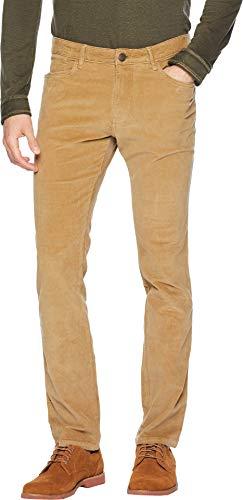 Vintage 1946 Men's Sunny Stretch Corduroy Five-Pocket Pants British Tan 38 32 32