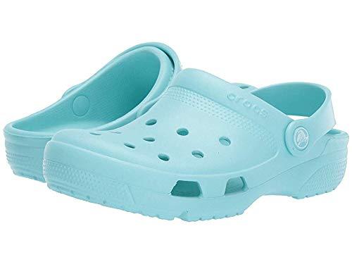 Crocs Unisex Coast Clog Ice Blue 7 Women / 5 Men M -