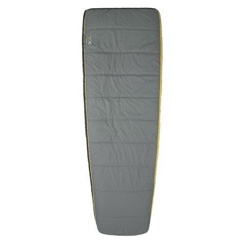Mountain Hardwear Flip 35/50 Degree Sleeping Bag – Titanium Regular, Outdoor Stuffs