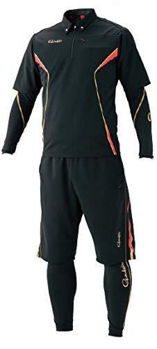 がまかつ(Gamakatsu) アクティブクールスーツ ブラック LL GM3567 ブラック LL