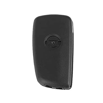 X AUTOHAUX Car Keyless Remote Flip Key Fob 433Mhz CWTWB1G767 for 2014-2020 Nissan Rogue S: Automotive