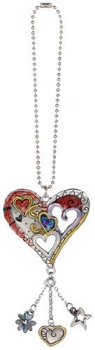 Ganz Color Art Car Charm - Heart