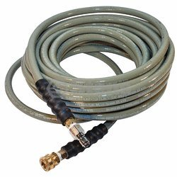 Silver Streak # 758717 Pressure Washer Hose for 50'; 4500 PSI; 3/8'''' Inlet50'; 4500 PSI; 3/8'' by Silver Streak