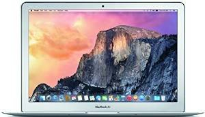 Apple MacBook Air MJVE2LLA 13.3 Laptop (128 GB) NEWEST VERSION