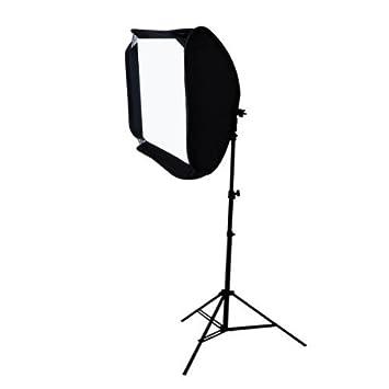 LimoStudio Photography Photo Studio 24u0026quot; Flash Lighting Diffuser Softbox Speedlight with Light Stand Tripod  sc 1 st  Amazon.com & Amazon.com : LimoStudio Photography Photo Studio 24