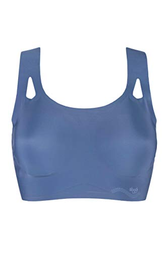 Sloggi Womens Zero Feel Sporty Gym Top Pack of 1 Grey Small
