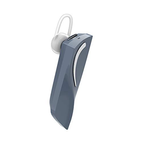 UMFun Smart Bluetooth Headset Supports Multi-lingual APP Online Translation (Gray)
