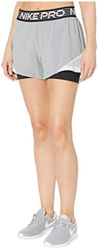 レディース ハーフ&ショーツ Flex 2-in-1 Shorts Woven Essential [並行輸入品]
