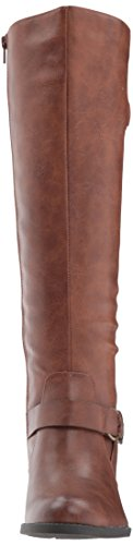 Boot High Trish SOUL Knee NATURAL Brown Women's x1PUWw
