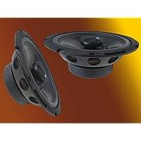 6.5 CDT Audio 2 Ohm Coaxial Speaker Pair CL-6EX.2