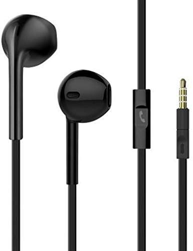 9b12a4f722f MD ORIGINAL OnePlus 6 Compatible Headphones with Mic: Amazon.in: Electronics