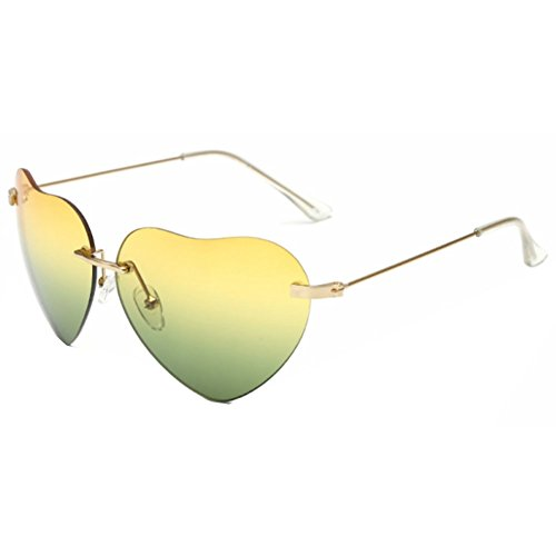 Sinkfish SG80031 Gift Sunglasses for Women,Anti-UV & Retro Oval Reflector - UV400 - Cheap Outlet Store Gucci