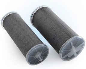 Pelican Water PDF-RF Premium Countertop/Undercounter Drinking Water Carbon Replacement Set Filter, Gray