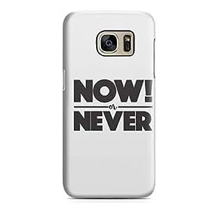 Samsung S7 Edge Case Now or Never Sleek Design Durable Samsung S7 Edge Cover Wrap Around