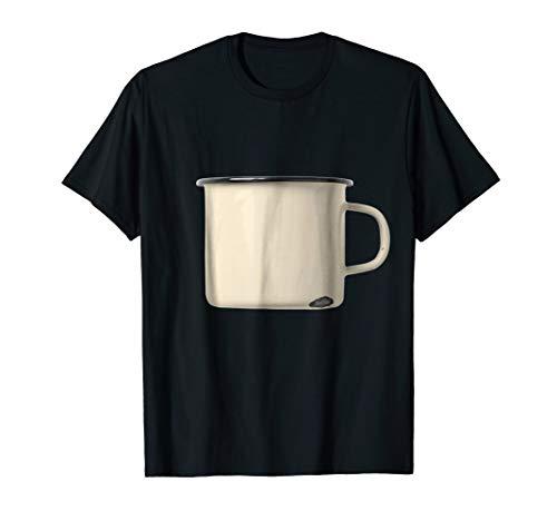 Coffee Mug Matching Beans Cup Easy Halloween Costume