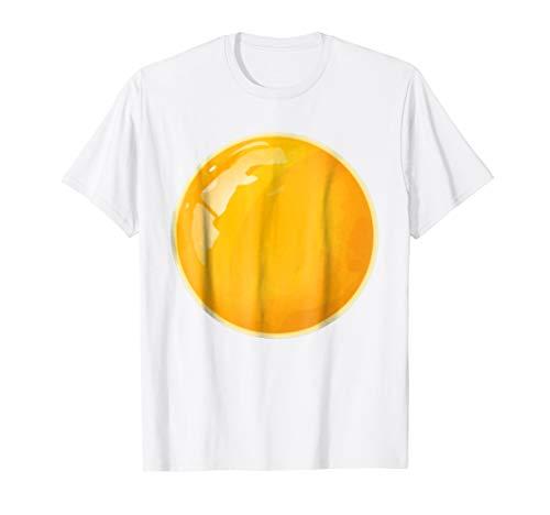 Fried Egg Easy Halloween Costume T-shirt ()