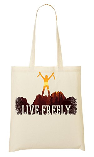 freely Fourre Sac man Sac Mountains provisions Travelling Live à tout Uwavqd0