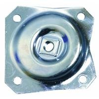 Waddell Angle Top Hardware Plate, 2752A