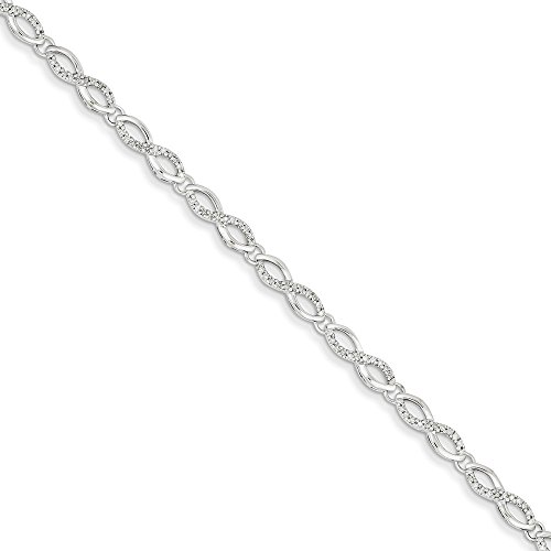 0.5 Ct Diamond Bracelet - 2
