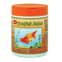 OSI Marine Lab Goldfish Pellets Size Medium Fish Food 3oz