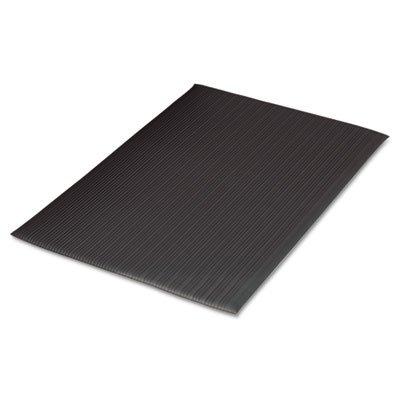 35 in. Antifatigue Mat in Black