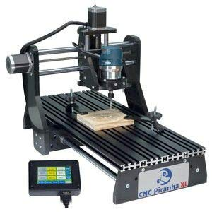 NEXT WAVE AUTOMATION CNC Piranha XL