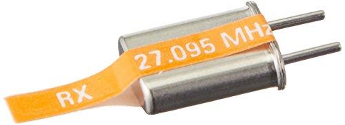 Traxxas 2033 #3 Crystal Set, Orange 27.095 - 27 Mhz Crystal