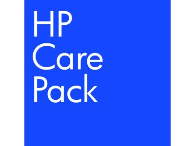 HP UY061PE 4-hour Same Business Day Hardware Support with Defective Media Retention Post Warranty - Extended service agreement - parts and labor - 1 y by HP (Image #1)
