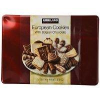 Kirkland Signature European Cookies with Belgian Chocolat...