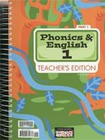 Download Phonics and English 1, Teacher's Edition (2 Parts) pdf epub
