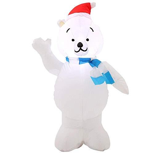 Polar Bear Infltble 3.5'