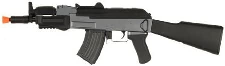 cyma cm037 ak-47 beta spetsnaz electric airsoft gun full metal fps-350 Airsoft Gun