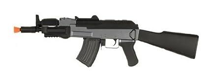 Amazon.com: Cyma cm037 AK-47 Beta Spetsnaz eléctrico pistola ...