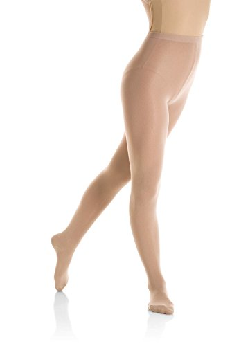 Tights Footed Mondor - Mondor 3380 Footed Figure Skating Tights (Girls)
