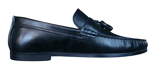 Red Tape Woodcroft Herren leder Brogues / Schuhe Black