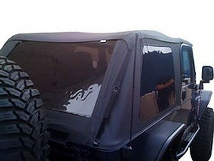 Rampage 109635 Soft Top - Install Jeep Soft Top