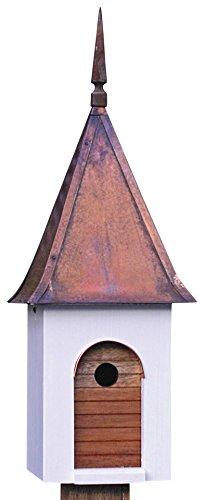 h Villa Decorative Bird House (French Villa)