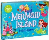 Peaceable Kingdom Mermaid Island Award Winning Cooperative Game Review and Comparison