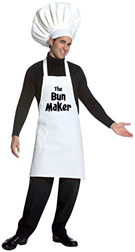 The Bun Maker Costume - One Size - Chest Size 48-52