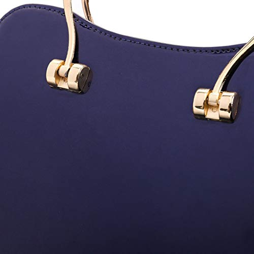 And Bag Patent yue States Women's The Europe Simple Face Square Leather end Small Handbags Single United Clothing Slung Shoulder High Glossy wPEFRqFx