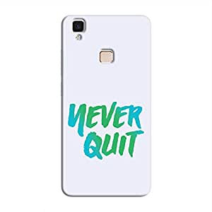 Cover It Up - Never Quit V3 Max Hard Case