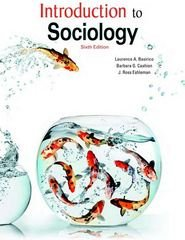 Introduction To Sociology(Ll) W/Access