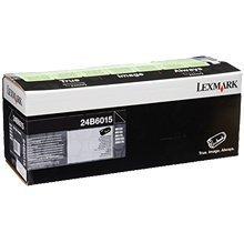 ~Brand New Original OEM-LEXMARK 24B6015 Extra High Yield Laser Toner Cartridge Black