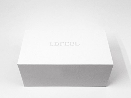 LBFEEL Cool Watch Movement Cufflinks for Men with a Gift Box by LBFEEL (Image #5)