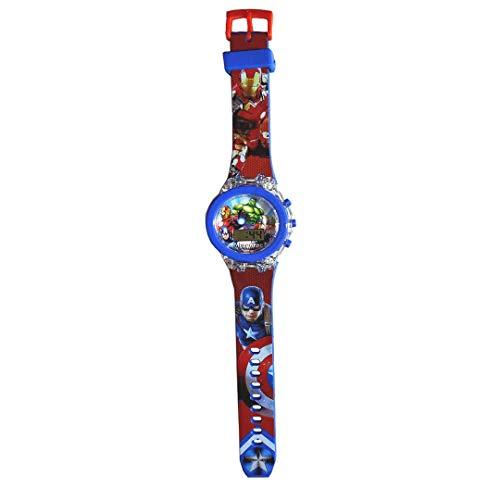 TYMU Spider Man Kids Analog Light Watch Boys and Girls  Spiderman Watch/Ben10/ Avengers  Kids Watch